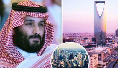 În Arabia Saudită va exista un oraș de 33 de ori mai mare ca New York-ul