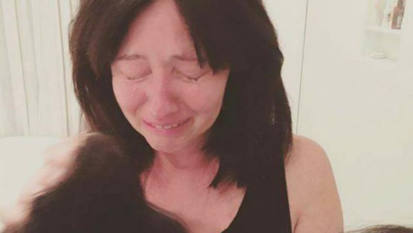"""Foto: Shannen Doherty: ,,cancerul are atât de multe faze: șoc, negare, acceptare, furie, frică…"""""""