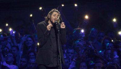 Câștigătorul Eurovision 2017 a fost conectat la o inimă artificială