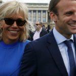 Foto: Cum arată mama lui Emmanuel Macron, de aceeași vârstă cu soția președintelui