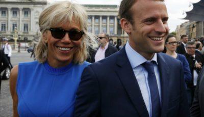 Cum arată mama lui Emmanuel Macron, de aceeași vârstă cu soția președintelui