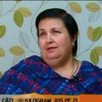 Foto: Start la slăbit! Câte kilograme a dat jos Svetlana Cveatcovscaia după o săptămână în proiectul SSS?