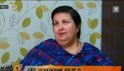 Start la slăbit! Câte kilograme a dat jos Svetlana Cveatcovscaia după o săptămână în proiectul SSS?