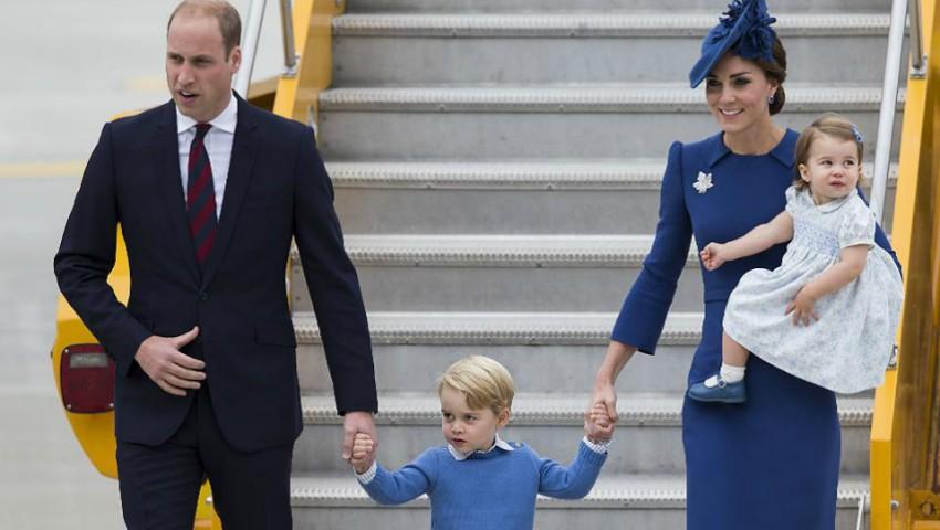 Foto: De ce Prințul William nu poartă verighetă