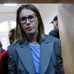 Foto: Xenia Sobchak a anunţat că va candida la alegerile prezidenţiale din Rusia