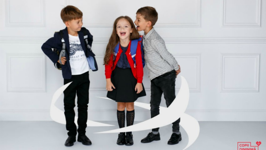 """Foto: Libertatea copiilor începe de la primul pas cu """"Zorile""""!"""