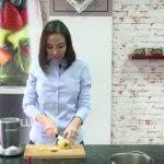 Foto: Galina Tomaș îți recomandă smoothie cald din gutuie