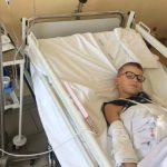 Foto: Să-l ajutăm pe Denis Lazaresco. 40 de mii de euro sunt banii care îl pot ajuta, să ducă o viață normală!