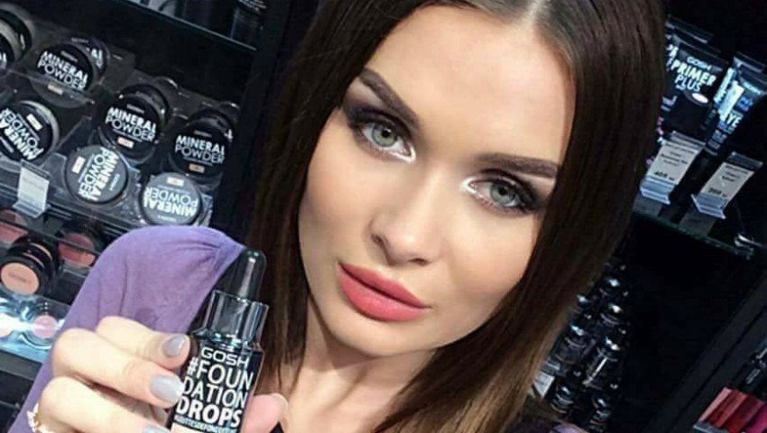 Foto: Top produse de make-up de la brandul Gosh alese de vedete