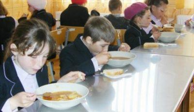 În șapte grădinițe și școli au fost depistate produse alimentare cu termen expirat