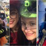 Foto: Vedetele autohtone și copiii lor s-au costumat de Halloween!