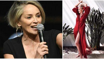 Câte operații estetice și-a făcut Sharon Stone?