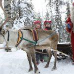 Foto: Un băiat din Chișinău va pleca în Laponia pentru a-l întâlni pe Moș Crăciun