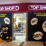 Foto: Reduceri până la -70% la Top Shop, doar de Black Friday! Doar mâine, ai posibilitatea să profiți de cele mai bune prețuri ale acestui an