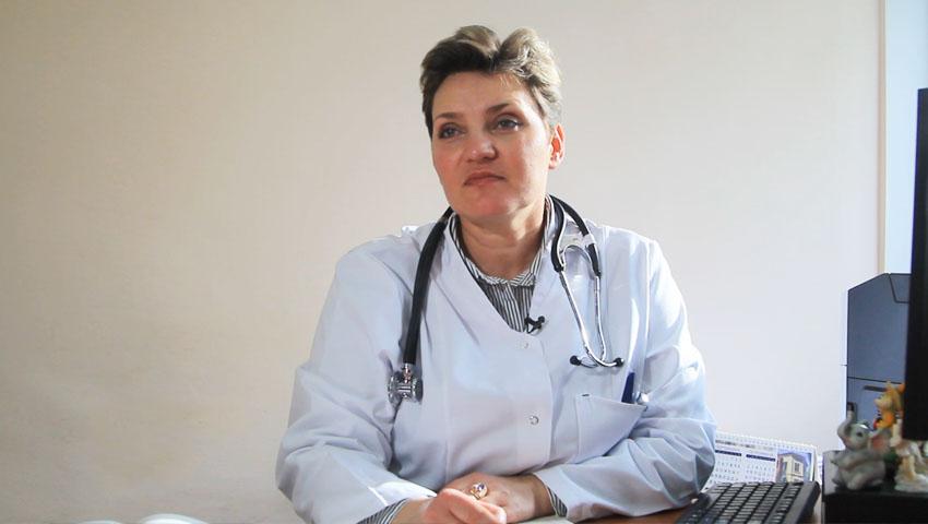 Foto: Lora Gîțu, despre anemia feriprivă la copii