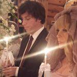 Foto: Maxim Galkin și Alla Pugaciova s-au cununat, după 16 ani de căsnicie