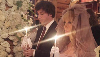 Maxim Galkin și Alla Pugaciova s-au cununat, după 16 ani de căsnicie