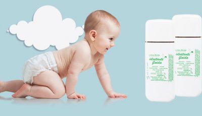 Șase trucuri de hidratare a pielii bebelușului!