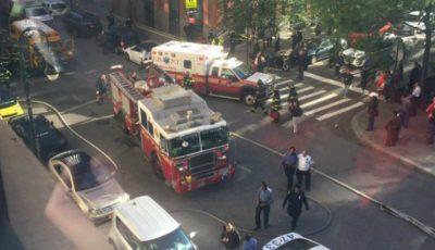 Atac terorist la New York. Un bărbat a intrat cu camionul într-un grup de bicicliști: 8 oameni au murit