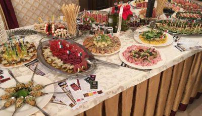 O petrecere în stil italian by Casa Rinaldi