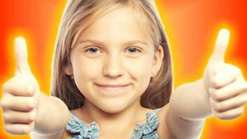 Foto: Cum să crești un copil optimist