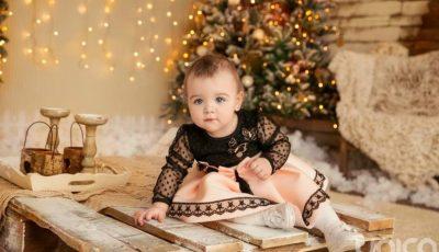 Emilia Doga este câştigătoarea concursului Baby Star!