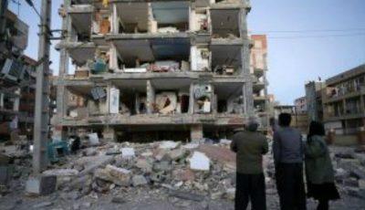 Un nou cutremur cu magnitudinea de 7,3 grade pe scara Richter a luat peste 200 de vieți