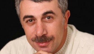 Doctor Evghenii Komarovskiy a revenit în Capitală, cu multe sfaturi pentru părinți vizavi de îngrijirea celor mici