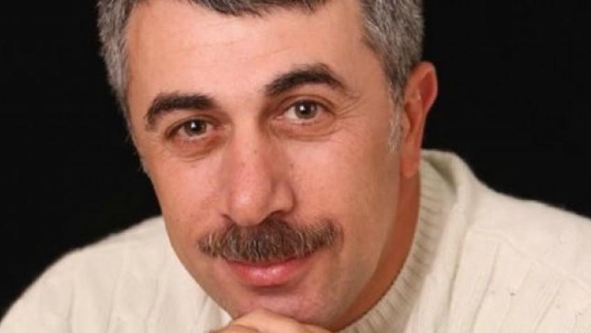 Foto: Doctor Evghenii Komarovskiy a revenit în Capitală, cu multe sfaturi pentru părinți vizavi de îngrijirea celor mici