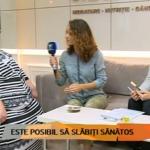 Foto: Nadejda urmează exemplul Svetlanei Cveatcovscaia. A slăbit 11 kg într-o lună!