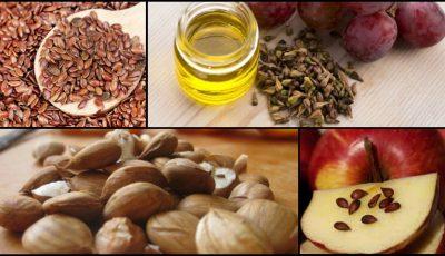 Semințe cu proprietăți anticancerigene