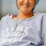 Foto: O femeie cu cancer în stadiul terminal a câștigat 1,5 milioane de dolari la loto