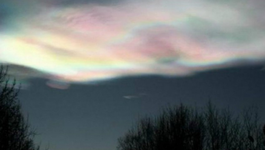 Foto: Alarmant. Un nor radioactiv s-a răspândit deasupra Europei