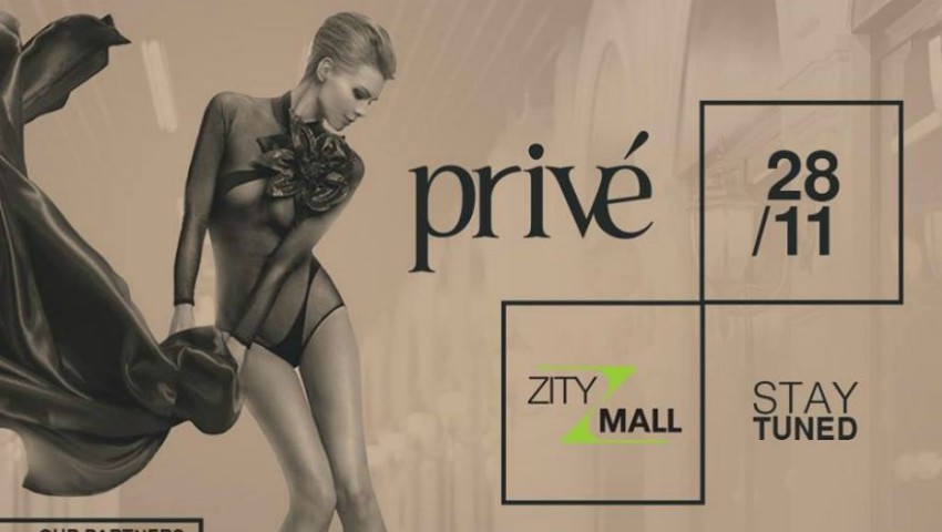 """Privé Fashion Events""- cel mai spectaculos fashion show autohton"