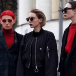 Foto: Cum s-au îmbrăcat rusoaicele la Săptămâna Modei din Moscova