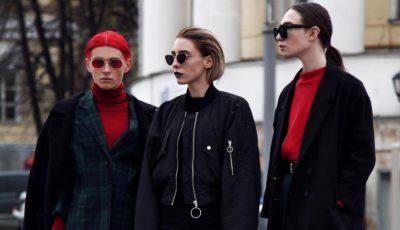 Cum s-au îmbrăcat rusoaicele la Săptămâna Modei din Moscova