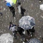Foto: Vine un ciclon mediteranian peste România