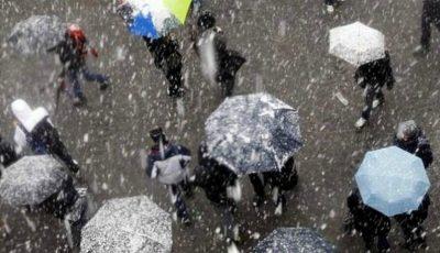 Vine un ciclon mediteranian peste România