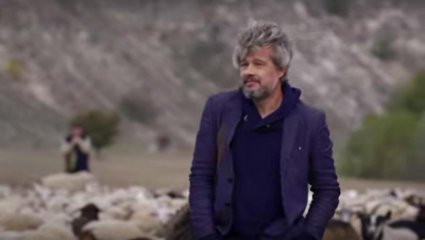 """Foto: Cine este ,,Brad Pitt de Moldova"""" și cât a costat videoclipul devenit viral peste noapte în Moldova și România"""