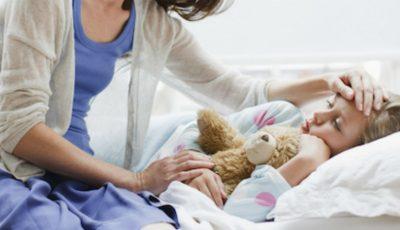Ce fac mămicile pediatre când copilul lor este răcit?