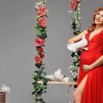 Foto: Tatiana Heghea va deveni mămică pentru a doua oară!