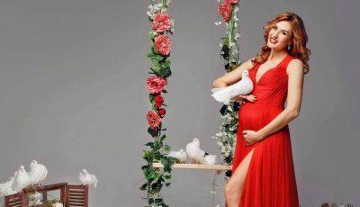 Tatiana Heghea va deveni mămică pentru a doua oară!
