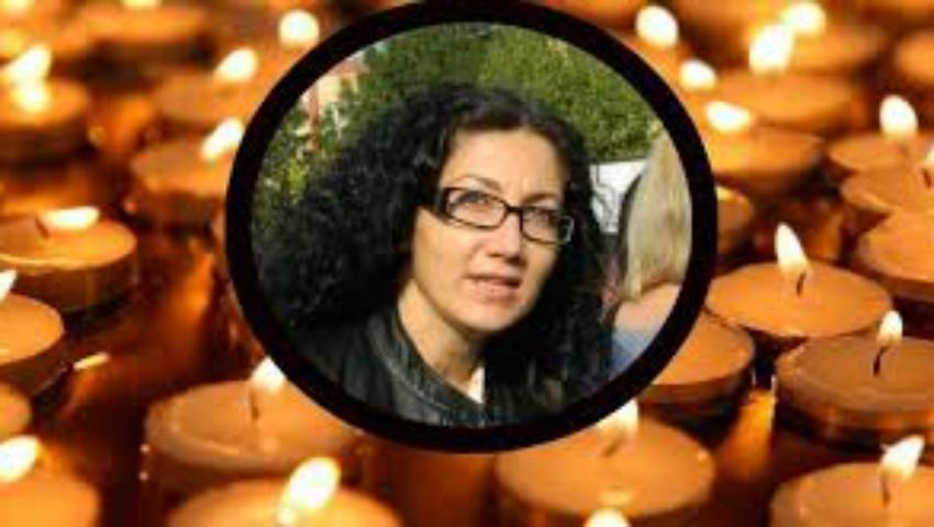 Foto: Doliu în presa românească. Jurnalista Silvia Iosif a murit