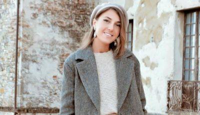 Fashion blogherița, Cristina Surdu a fost cerută în căsătorie