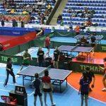 Foto: O tânără din Bălți a luat medalia de bronz la Cupa Mondială de tenis de masă