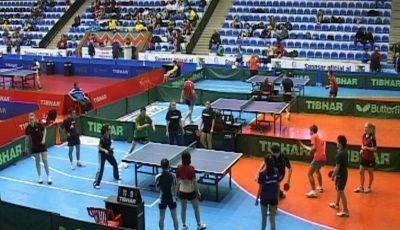 O tânără din Bălți a luat medalia de bronz la Cupa Mondială de tenis de masă