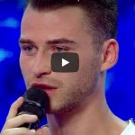 Foto: Un tânăr din Chișinău a revenit pe scena de la X Factor și i-a lăsat mască pe jurați!
