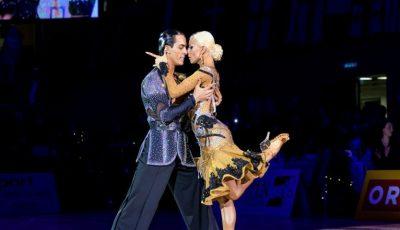 Cuplul de dansatori care a câștigat aurul pentru Moldova la Campionatul mondial de dans sportiv s-a logodit!