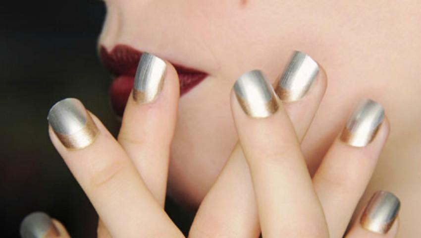 Foto: Cele mai frumoase modele de manichiură pentru unghii scurte
