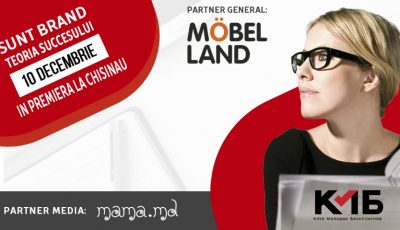 """Ksenia Sobchak vine la Chișinău cu masterclass-ul – """"Brandul personal. Teoria succesului"""""""